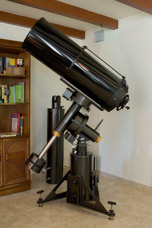 Celestron C14 - Parallax HD200C