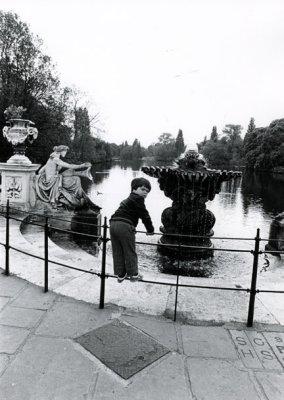 Serpentine Suspense  London 1981