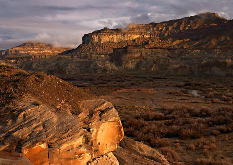 Smokey Mountain Cliffs