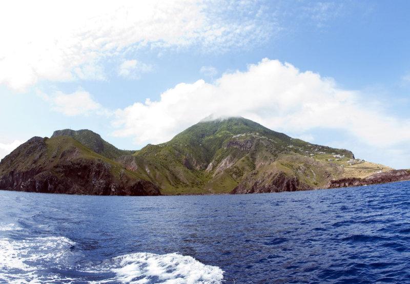 Saba Island, Netherlands Antilles