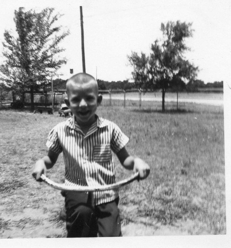 Larry in June 1960.jpg