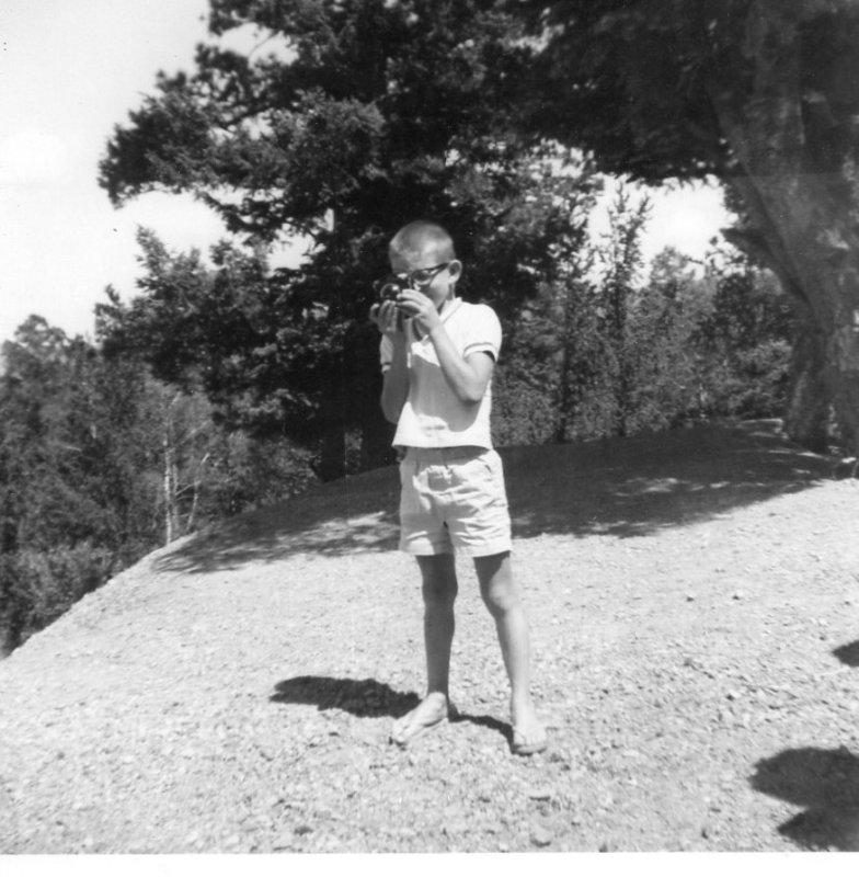 Larry in June 1962.jpg