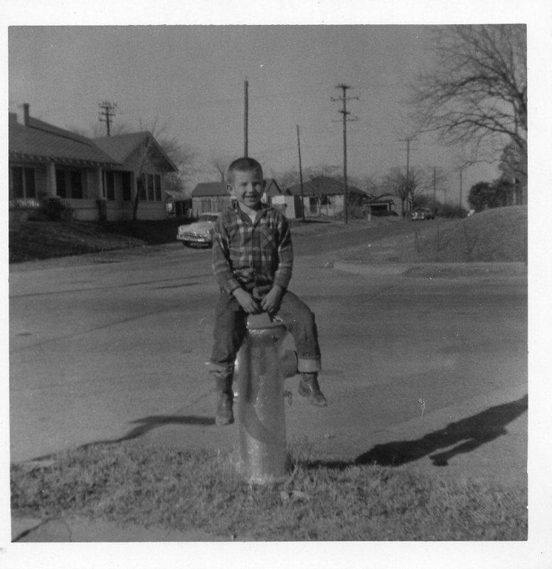 Larry in May 1961.jpg