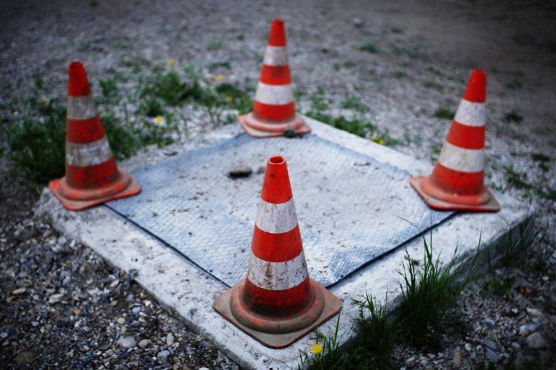 Square Cones