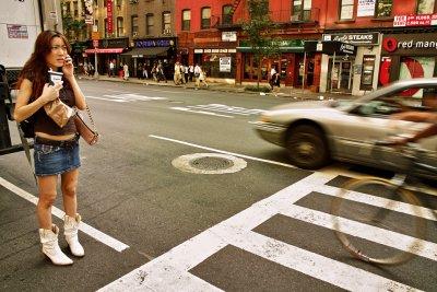 Third Avenue, New York City, New York, 2008