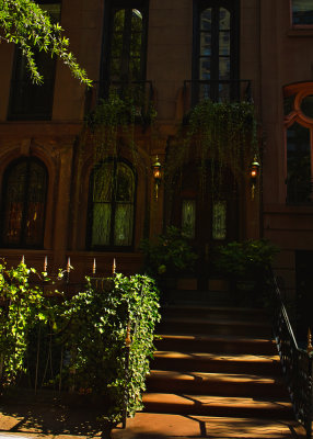 Brownstone, New York City, New York, 2008