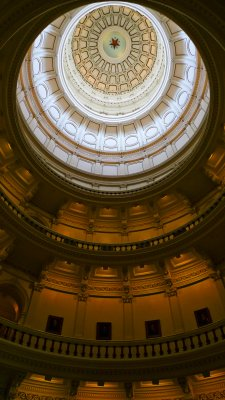Rotunda, Texas State Capitol, Austin, Texas, 2009