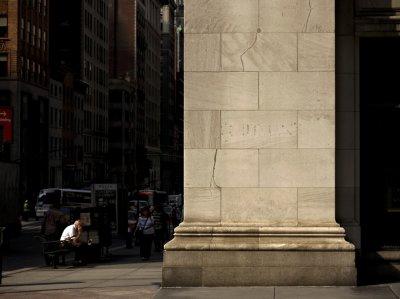 The call, New York City, New York, 2009