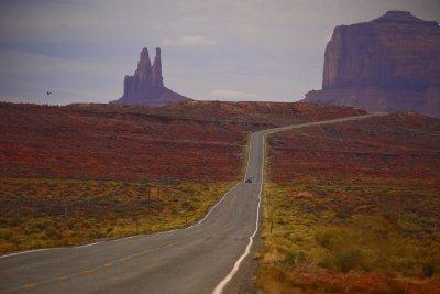 Monument Valley, Arizona, 2009