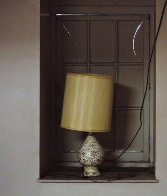 Lamp, The Westward Ho, Phoenix, Arizona, 2010