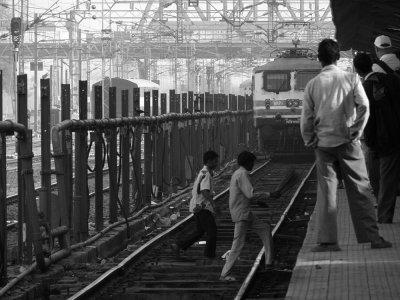 The Agra-Jhansi Express, Agra, India, 2008