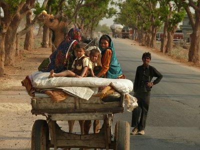 Gypsies, Dausa, India, 2008