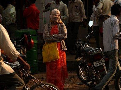 Surrounded, Jaipur, India, 2008