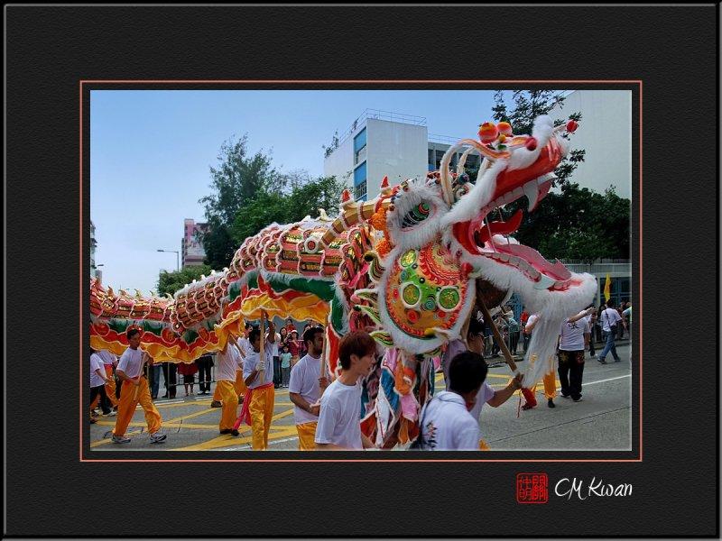 Celebrating the Birthday of Tin Hau