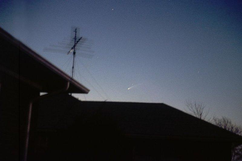 Comet Bennett March 25 1970
