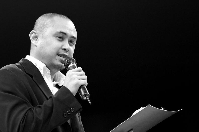 Master Host, Alan Ranch: The face of URCC