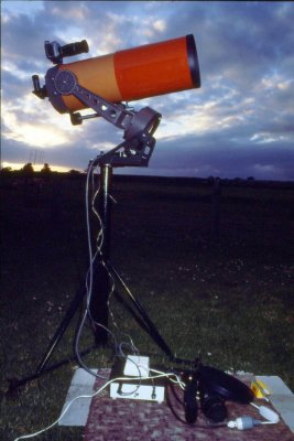 My Second Telescope In the Field