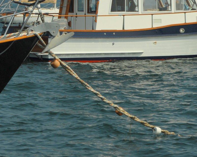 Anchor Impingement