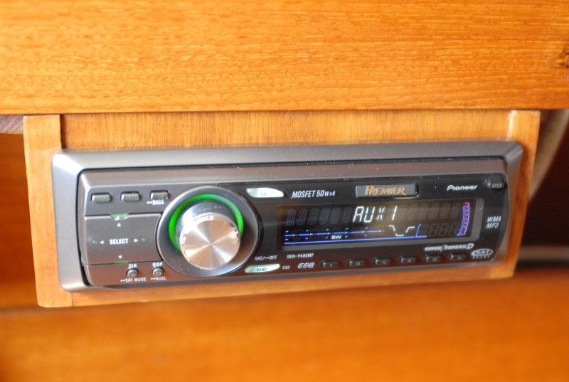 The Old Stereo Enclosure