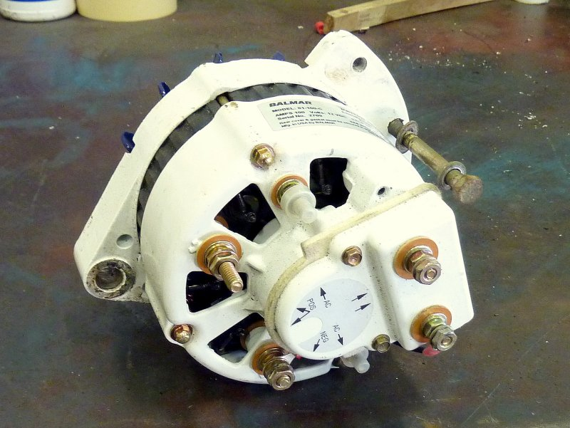 Motorola Marine Alternator Wiring Diagram : Westerbeke wiring diagram get free image about