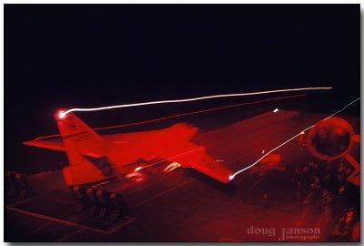 A-3 Night Launch