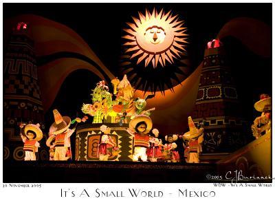 Small World - Mexico - 7721 05Nov30
