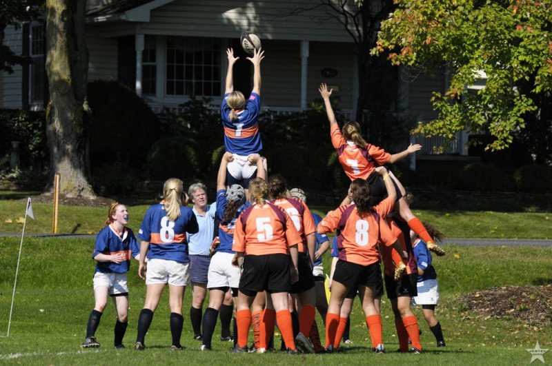 Bucknell Womens Rugby 2009 - 1