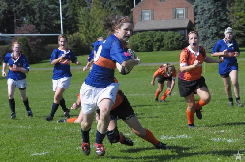 Bucknell Womens Rugby 2009 - 3
