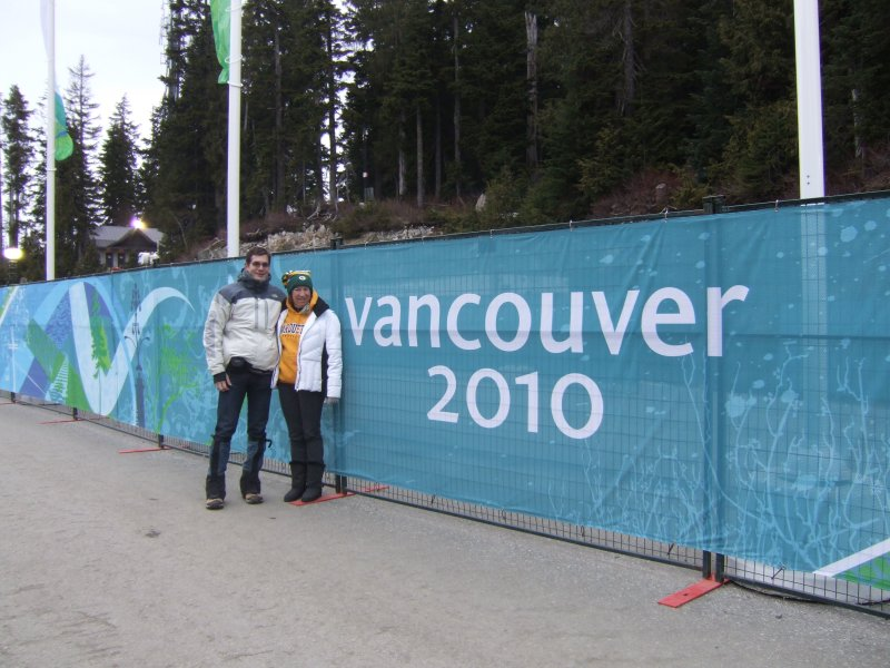 Cypress Mountain Banner