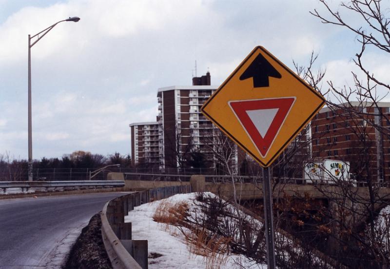 Yield Ahead (Springfield, MA)