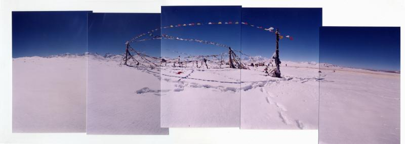 Near Tingre, Tibet (1999)