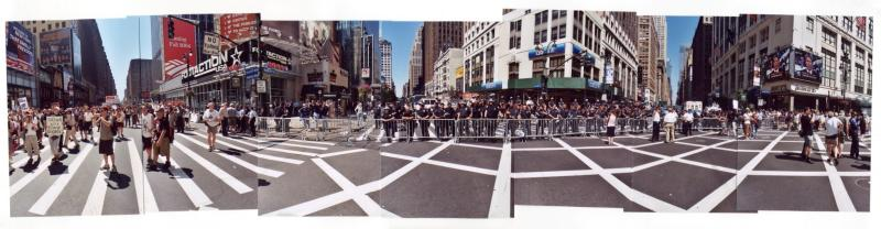 Police at Republican National Convention (2004)