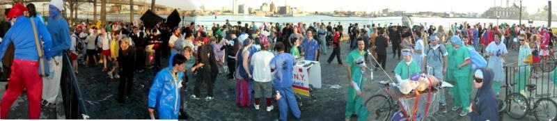 Idiotarod, New York City (2006)