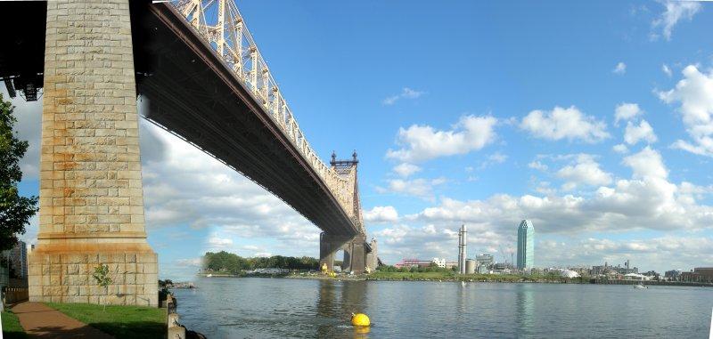 Queensboro Bridge (September 4, 2006)