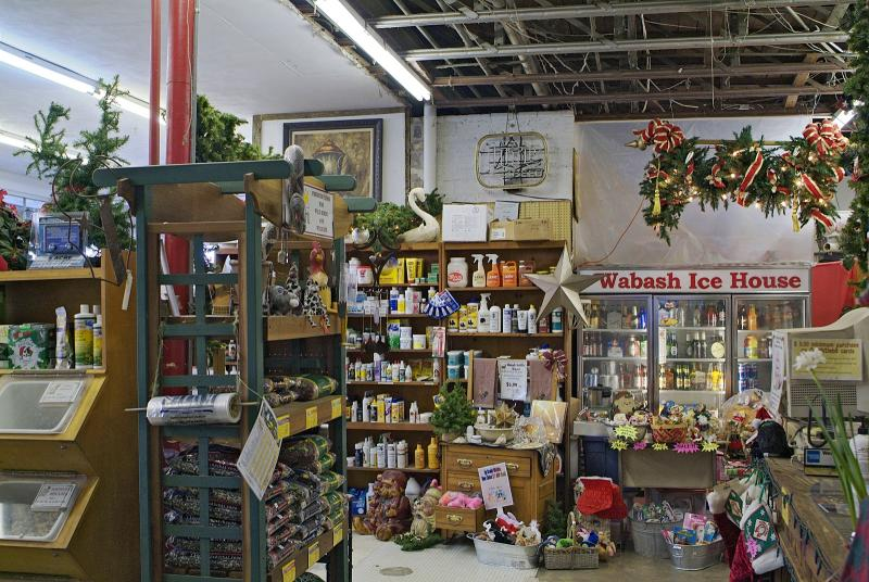 Wabash Antiques & Feed Store 09