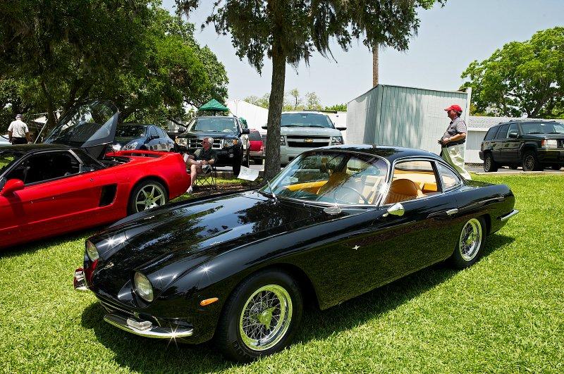 Lamborghini 1966 350 GT 01