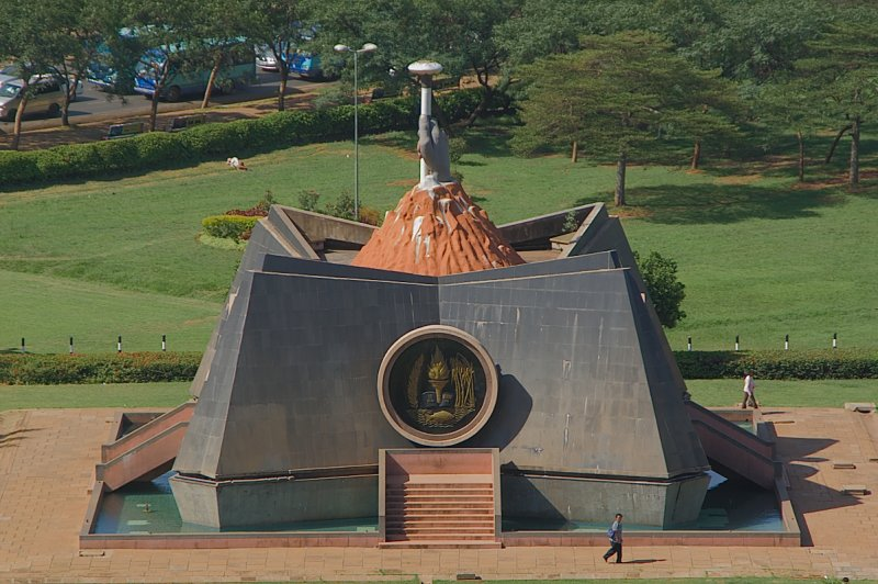 The Kenya Independence Monument