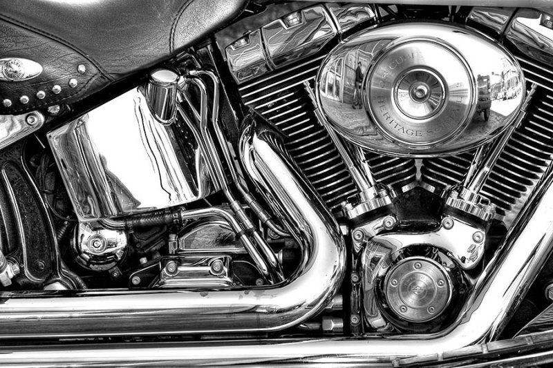 Morotcycle HDR #1