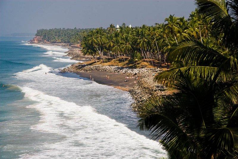 Beach near Mosque