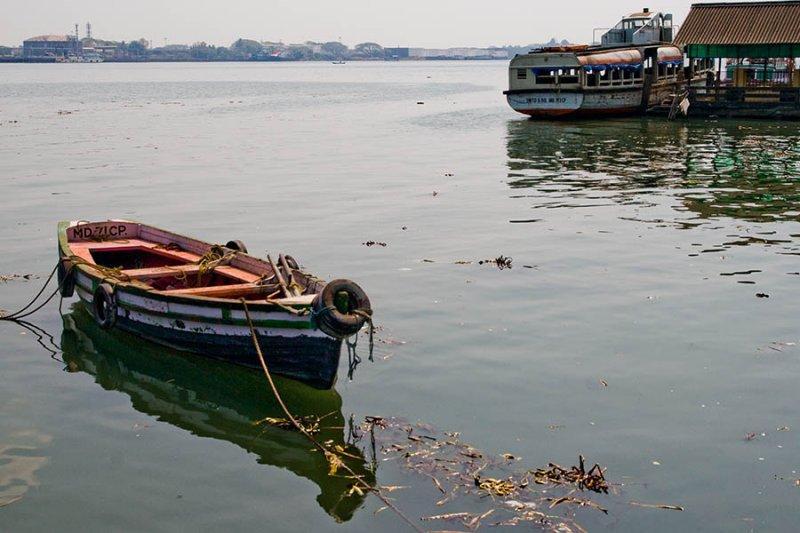 Kochi Harbor #1