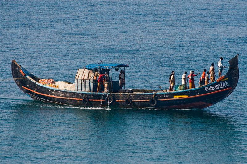 Large Fishing Boat