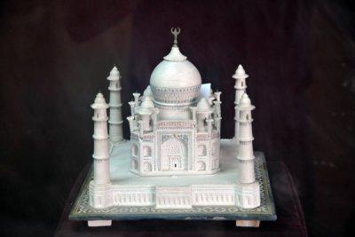 Model of the Taj Mahal