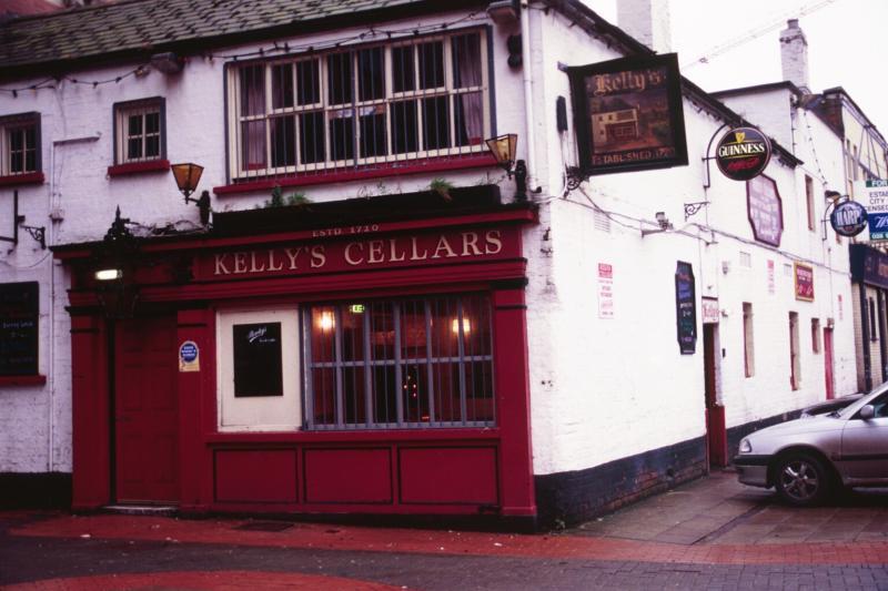 Kellys Cellars