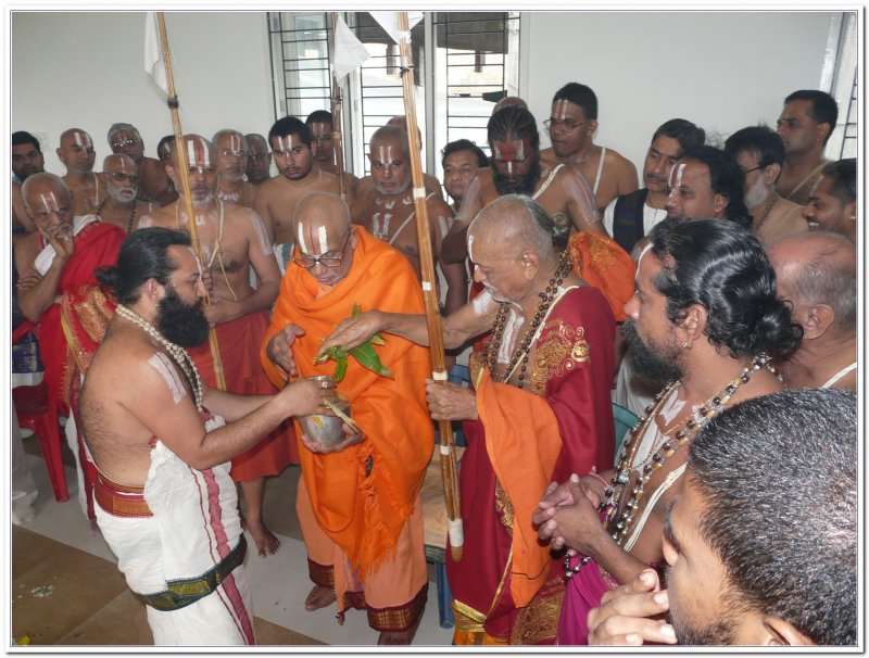12-Homa theertham Prokshanam.JPG