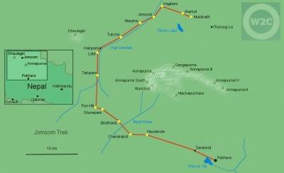 Location of Salagramam