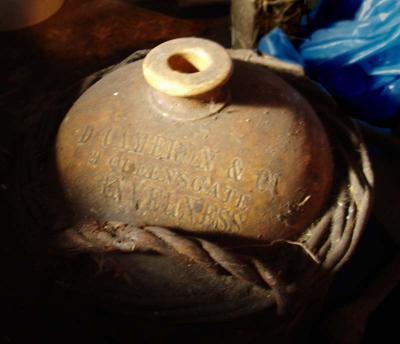 Wisky in a jar