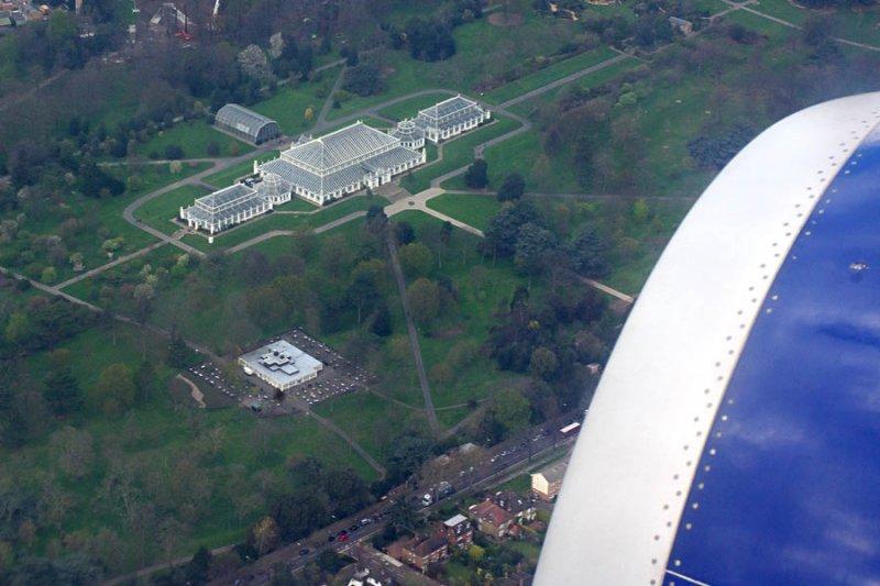 Royal Botanic Gardens, Kew: (Temperate House)