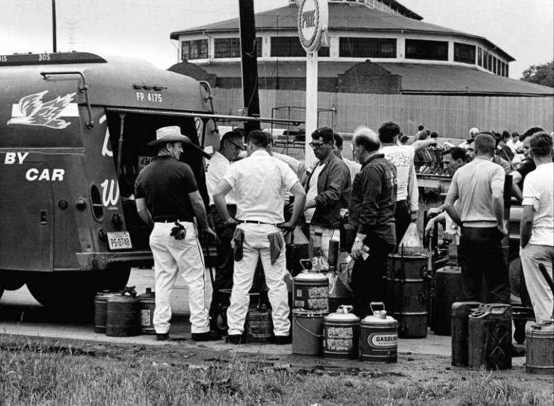 1969 Nashville 400