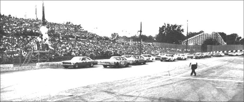 10th annual Nashville 400 1967