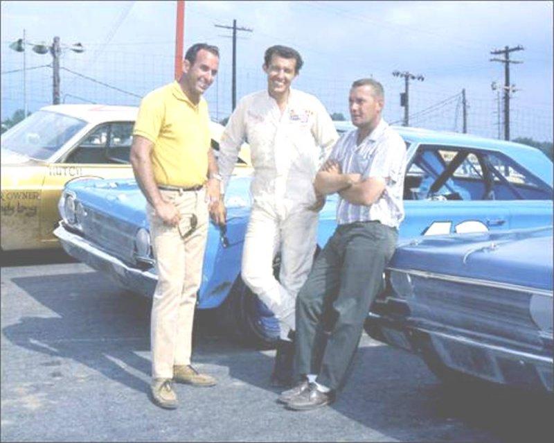 Nashville 400 Nascar Grand National 1967